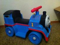 Power wheels Thomas ride on in excellent condition! Has