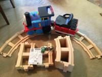 Great Christmas Gift  Peg Perego Thomas the Train