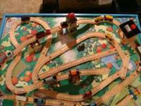 Thomas the train, train table with multiple moving