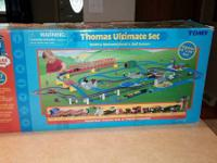 Thomas Ultimate Set - 147 pieces  Also included is a