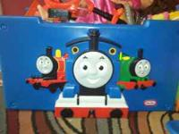 Great shape! Its a pretty good size toy box it has