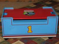 Thomas wooden trains tracks tunnels whistle Original