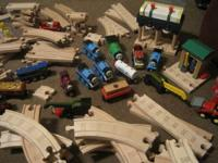 Thomas The Train Wooden Toybox Orangeburg For Sale In