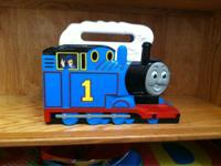 Thomas the Train train organizer! Holds about 14-15