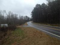 Nice lot just north of Thomasville on Highway 43. The