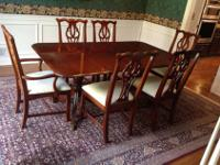 REDUCED!!! Thomasville Dining Room Furniture. Set