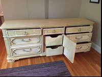 This 9-drawer 1971 awesome find was the perfect unit to