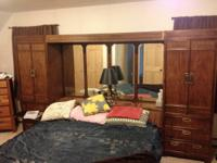 Thomasville Furniture Blond Bedroom Set Classifieds Buy Sell