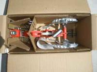 Thompson Traveling Sprinkler (new in box) Three speed