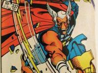 THOR# 337 (1983) 1st BETA RAY BILL Walt Simonson Story