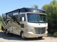 This is a truly beautiful motorhome, in a brand new