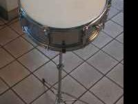 This is like new condition Thor Drum and carrying case