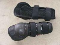 Thor protective shin guards for dirt biking used one