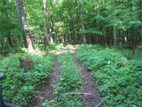 INCREDIBLY SCENIC 28 ACRE LOT! This lot has road