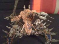 I am selling my Thousands Son army for Warhammer 40K.