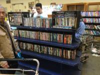We've got loads of 'em! DVDs