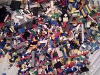 we have a collection of thousands of Legos