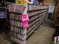 COUNTLESS PRE-OWNED CDS & DVDS ALL AT $1 EACH IN GREAT