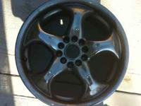 "I have three 17"" alloy rims for sale. They are in great"