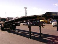 Three Car Trailer, Three car hauler, Auto Combination