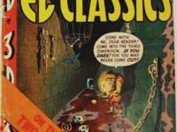 1954 THREE DIMENSIONAL EC CLASSICS # 1 3D EC Comics