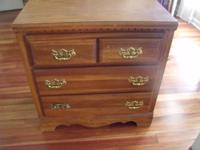 This is a three drawer dresser. , if you like a huge