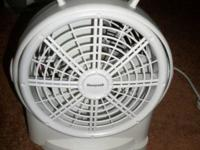 Honeywell Oscillating High Velocity Air Circulator
