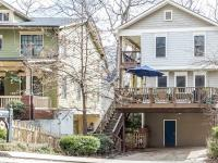Three levels of living in the heart of Inman Park!