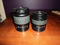 i have three minolta AF lenses. first is 80-200