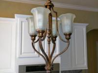 Remodeled our kitchen, and replaced these 3 chandelier