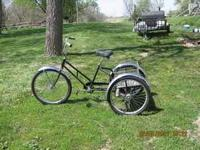 Three wheel Bike good shape. $300 obo call  Location: