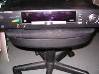 Three DVD players by Samsung and Phillips/Magnavox. All