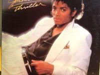 This is the vinyl LP Thriller by Michael Jackson. The