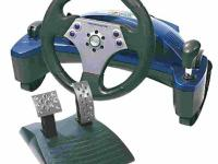Large 10.25-inch digital steering wheel   2