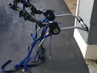 Thule 962XT 3 Bike Carrier. Used for our annual family