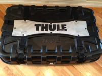 Thule 699 Round Travel Bike Trip Case-- Bike delivery