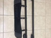 Thule Complete Crossroads Railing Rack 45050 with 4