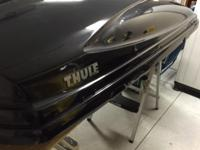 Thule Car Top Carrier. Used once. Original Price $1500.