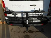 Thule Doubletrack Platform-Style 2 Bike Rack for 1-1/4""