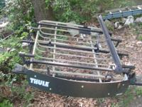 Thule Rack for roof mount. In good shape. Have other