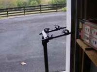 Thule Ridgeline 4-bike rack... $175.00/b.o. ...EX