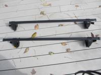 I have a Thule roof rack, kit #2167 with Yakima locks