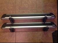 I'm selling my ski racks! Virtually BRAND NEW! I