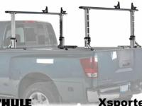 Thule 422XT Xsporter racks including lock cores, load