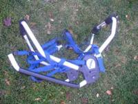 THULE BIKE CARRIER IN GOOD CONDITION.PLEASE SEE