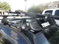 I have a thule roof rack for sale. It has everything