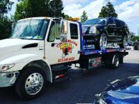 Professional Affordable Towing $50 Towing Service Up to