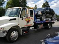 $50 Towing Services Around Tampa Area Up to 10 Miles...