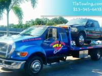 TIA Transport & Towing Professional & Affordable