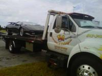 TIA TRANSPORT IS YOUR NEIGHBORHOOD TRANSPORT AND TOWING